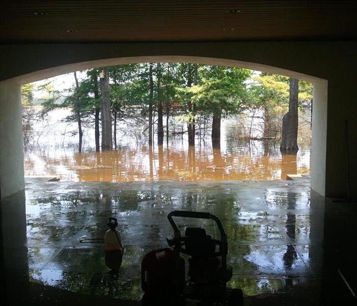 Storm Damage  When Storms or Floods hit Warren or Yazoo Counties, SERVPRO is ready!