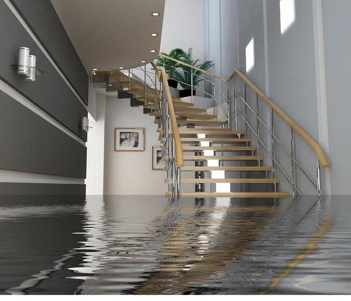 Water Damage Do you know the different classes of a water damage?