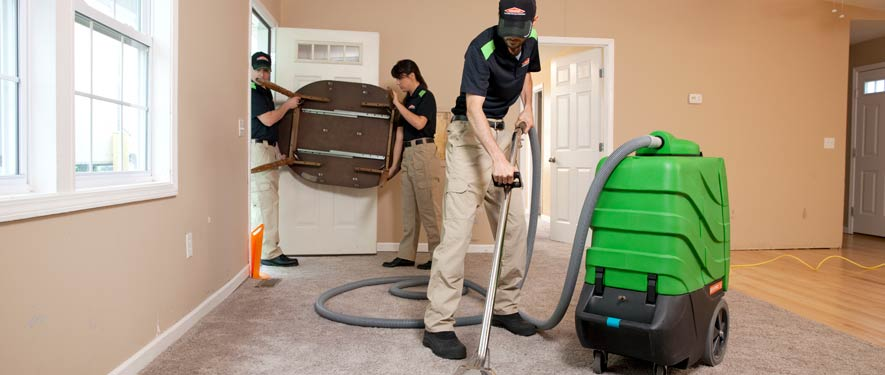 Vicksburg, MS residential restoration cleaning